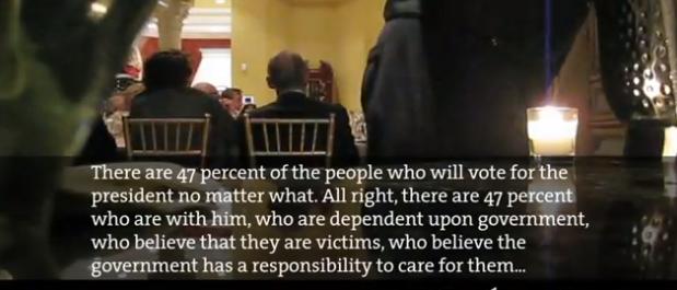 Mitt Romney's 47 Percent