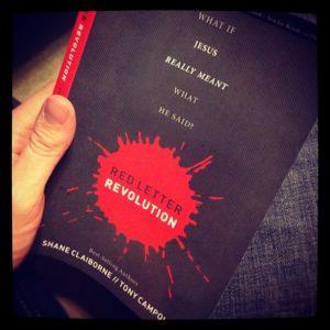 Red Letter Revolution: Shane Claiborne & Tony Campolo