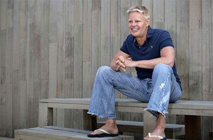 Mike Jeffries Abercrombie CEO