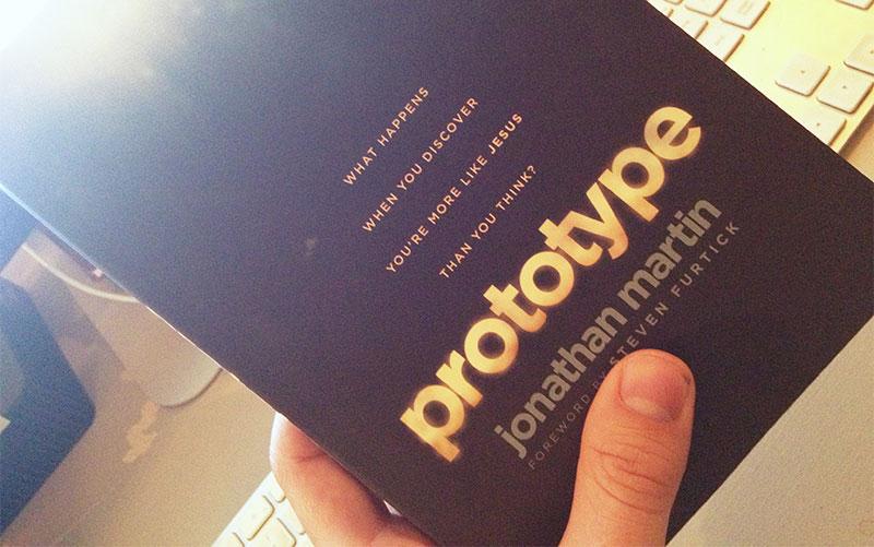 Prototype. by Jonathan Martin.