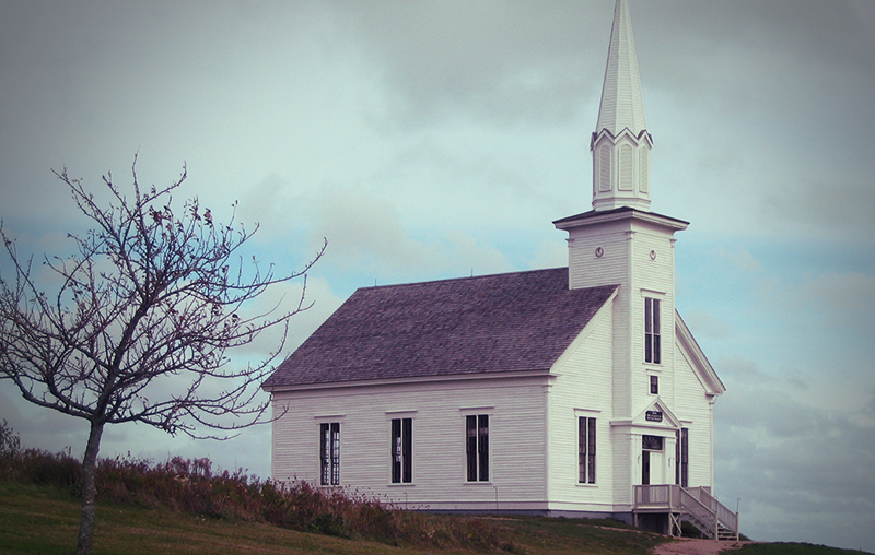 The Problem with 'Church'