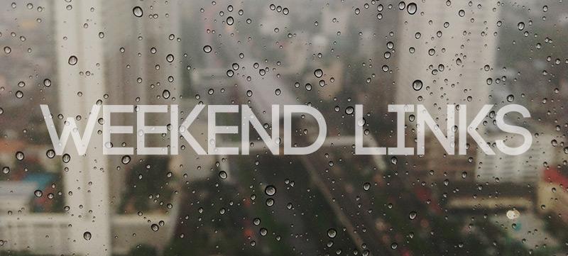 weekendlinks