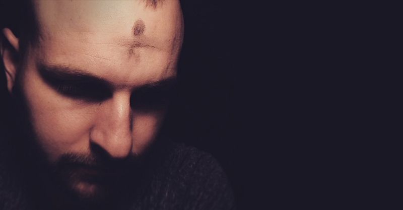 <strong>On Ash Wednesday</strong> <br/><br/> <em>ashes to ashes / dust to dust / in dying, we rise</em><br/><br/>