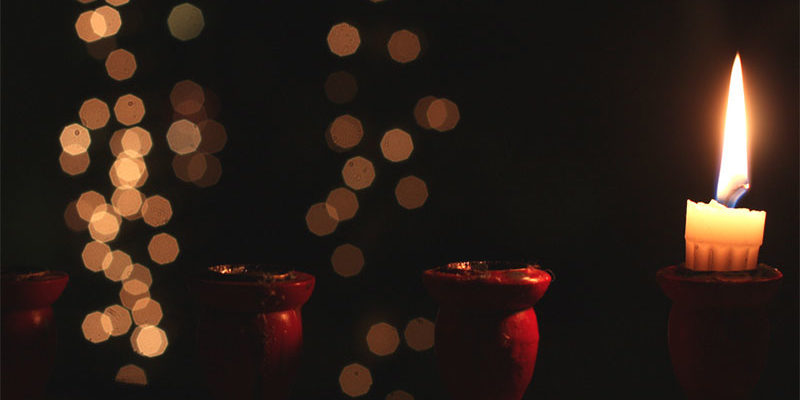 Rend the Heavens (A Psalm for Advent)